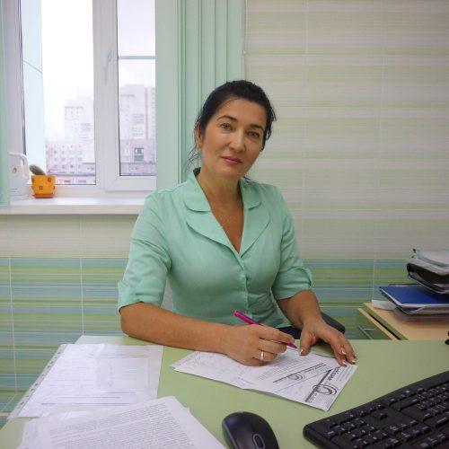Фисюк Виктория Александровна