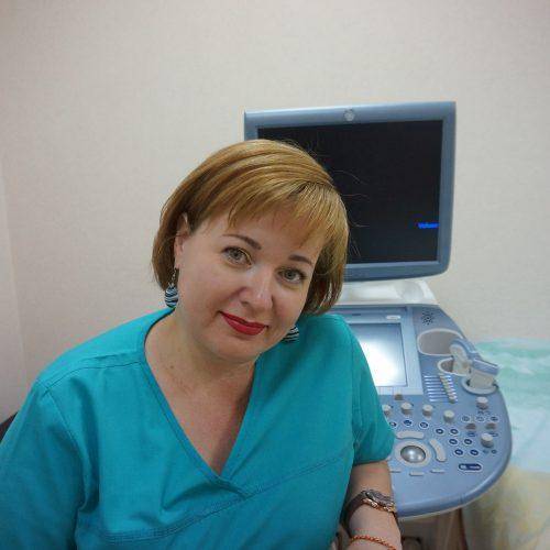 Семенина Ирина Юрьевна